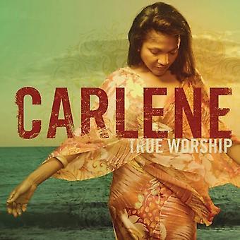 Carlene Davis - True Worship [CD] USA import