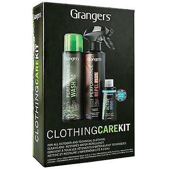 Grangers vaatteet Care Kit