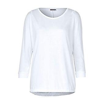Calle Uno Imelda Camiseta, Blanco, 46 Mujer