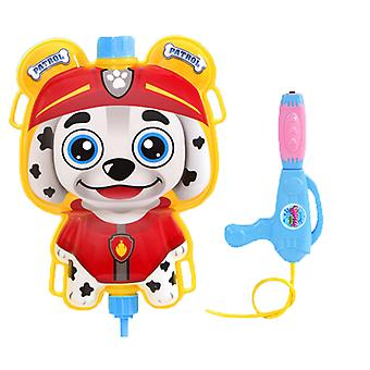 Paw Patrol Marshall Backpack Squirt Water Gun For Boys & Girls