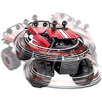 Carrera RC - Stunt Dancer - Ferngesteuertes Auto - Rot und Schwarz