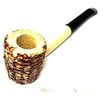 corn Pipe / Pipa av majskolv