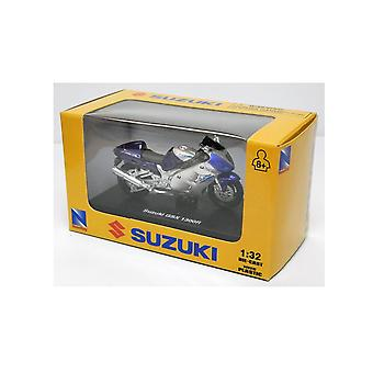 Suzuki GSX 1300R Plastic Model Motorcycle