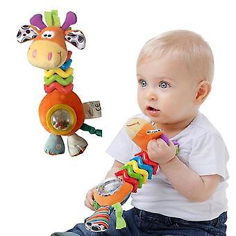 Lit bébé doux lit poussette jouet spirale échets éducatifs serviette 0 12 mois