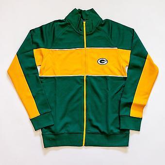 Fanatics NFL Green Bay Packers knippen & naaien Track Jacket