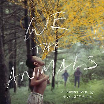 Nick Zammuto - We The Animals: En original-CD med filmmusik