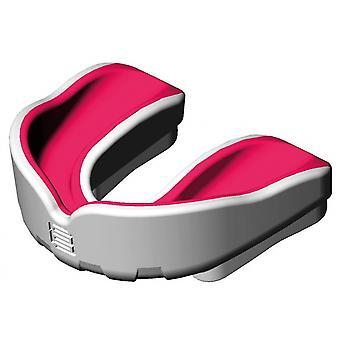 Makura Ignis Pro Mouthguard Senior White/Pink