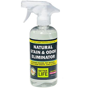 Better Life Natural Stain and Odor Remover, 16 oz