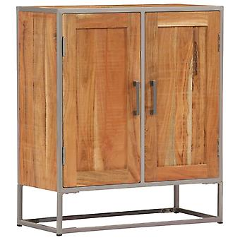 vidaXL Sideboard 65 x 30 x 75 cm Acacia Wood Solid