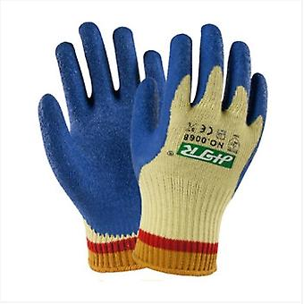 Dipped Level 5 Safety Gloves Wearable Anti Cut Gloves For Construction