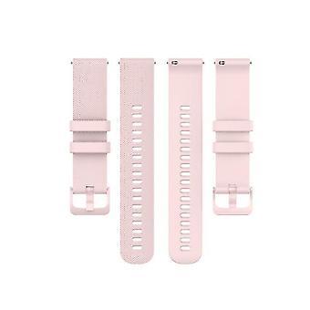 Spare watchband for Garmin Music Venu vivoactive 3 Rose 20 mm