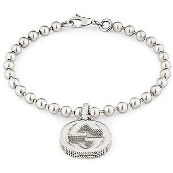 Gucci jewels interlocking bracelet yba479226001017