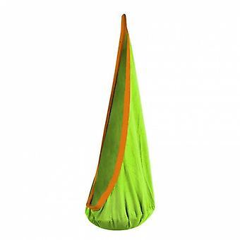 Kinder hangstoel schommel – Cocon Groen