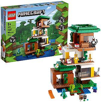 LEGO, Minecraft - La moderna casa sull'albero