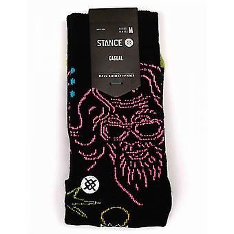 Stance Socks Mark It Zero Socks - Black