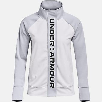 Under Armour Donna Rush Tricot Jacket Performance Maniche Lunghe Capispalla Top