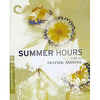 Summer Hours [BLU-RAY] USA import