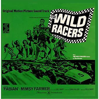 Wild Racers - The  Wild Racers [Original Motion Picture Soundtrack] [CD] USA import
