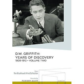 Dw Griffith: Years of Discovery 2 [DVD] USA import