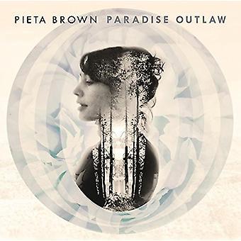 Pieta Brown - importation USA paradis Outlaw [CD]