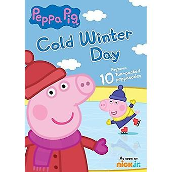 Peppa Pig: Cold Winter Day [DVD] USA import