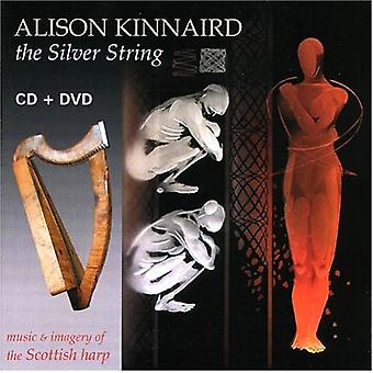Alison Kinnaird - Silver String: Music & Imagery of the Scottish Har [CD] USA import