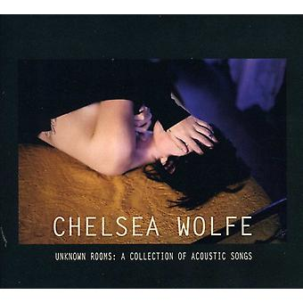 Chelsea Wolfe - Unknown Rooms: A Collection Ofacoustic S [CD] USA import