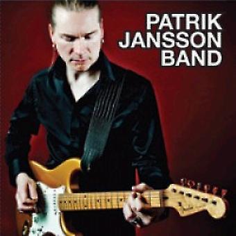 Patrik Jansson Band - Patrik Jansson Band [CD] USA import