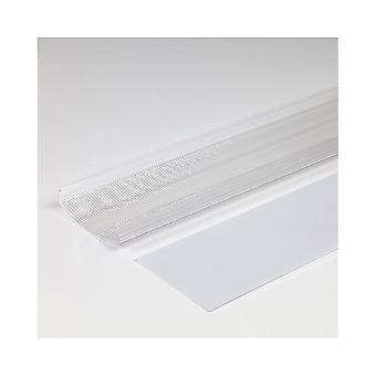 LED Robus 1500mm Opal Diffuser For Robus Scholar Light Fitting