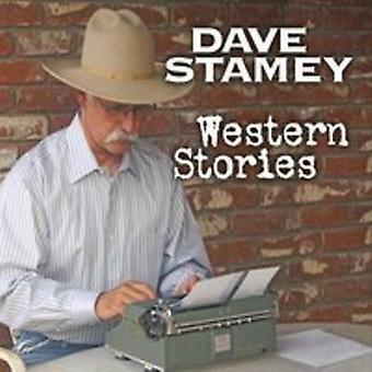 Dave Stamey - Western Stories [CD] USA import