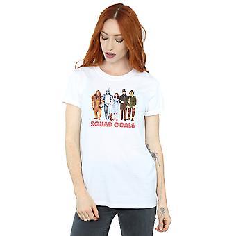 The Wizard Of Oz Women's Squad Goals Boyfriend Fit T-Shirt