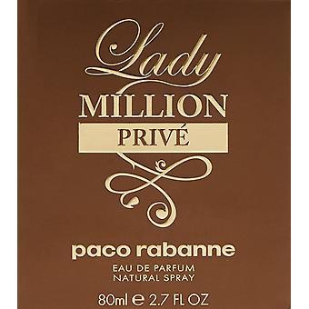 Paco Rabanne Lady Million Privé EDP 80ml Spray
