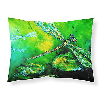 Libelle Sommer fliegen Feuchtigkeit Feuchtigkeitstransport Stoff standard Kissenbezug