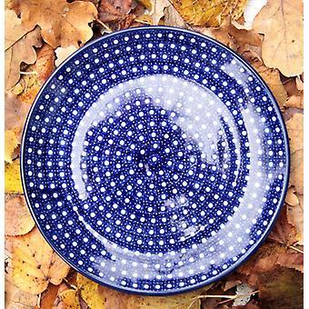 Talerz deserowy / talerz ciasta, 20 cm, unikalny 22 - BSN 10812