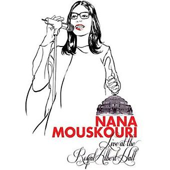 Nana Mouskouri - Live at the Royal Albert Hall [BLU-RAY] USA import