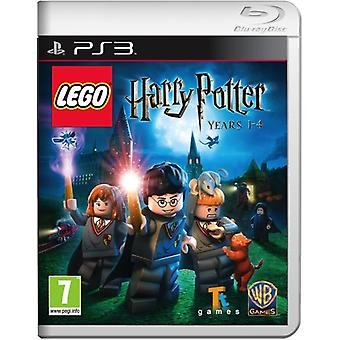LEGO Harry Potter Years 1-4 (PS3) - Factory Sealed