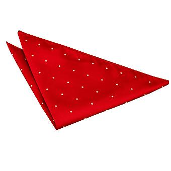 Dark Red Pin Dot placu kieszeni