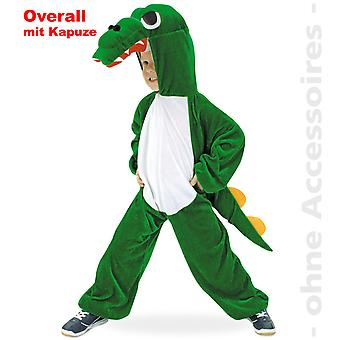 Crocodile costume children Schnappi the crocodile suit jumpsuit child costume