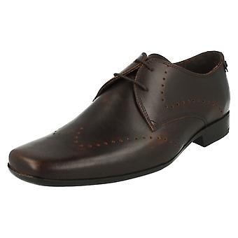 Mens Base London chaussures formelle se rapportent
