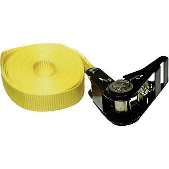 Kunzer ZG 6,0 LC 400 daN Mono strap Low lashing capacity (single/direct)=400 daN (L x W) 6 m x 25 mm