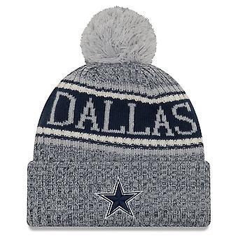 Nieuw tijdperk NFL zijlijn reverse Hat - Dallas Cowboys