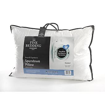El apoyo de Spundown medio de empresa de ropa de cama fina de almohada hipoalergénica