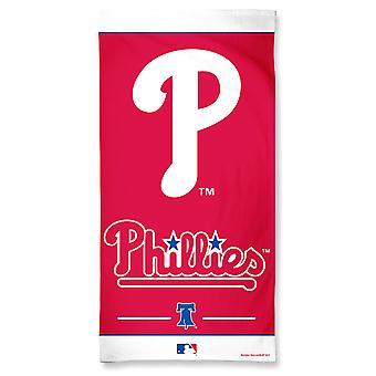 وينكرافت MLB فيلادلفيا Phillies الشاطئ منشفة 150x75cm
