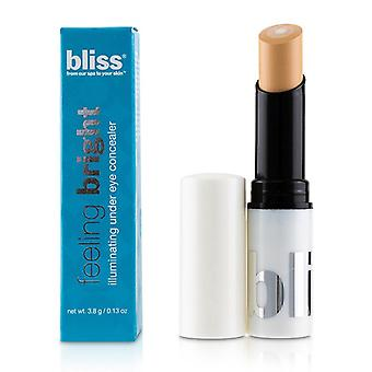 Bliss Feeling Bright Illuminating Under Eye Concealer - # Radiant Nude - 3.8g/0.13oz