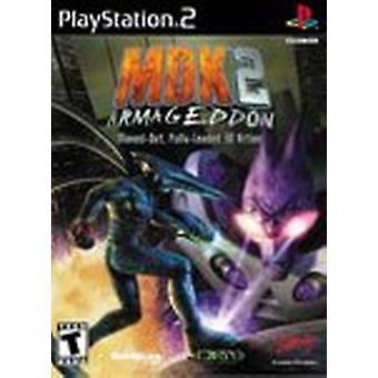 MDK 2 Armageddon (PS2) - Nowa fabrycznie zamknięta
