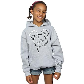 Disney Girls Mickey Mouse Ice Cream Head Hoodie