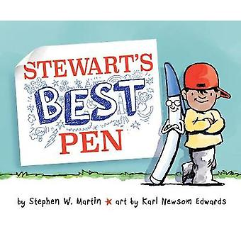 Stewart's Best Pen by Stephen W. Martin - 9780544867734 Book