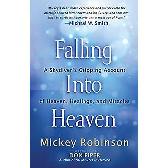 Tomber du ciel - préhension compte d'un parachutiste des cieux par Micke