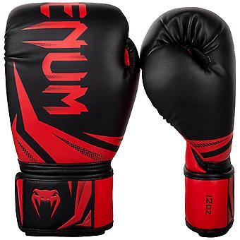 3,0 gants de boxe venum Challenger noir/rouge