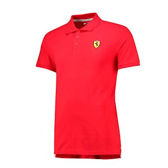 Scuderia Ferrari Men's Classic Polo Shirt |2019